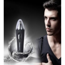 Touch Beauty Electric Nose Hair Trimmer - Black in Pakistan