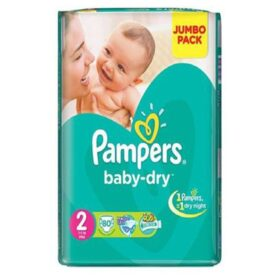 Baby Dry Diapers in Pakistan