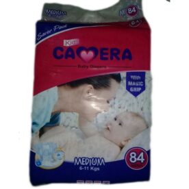 Camera Diaper Mega Pack in Pakistan