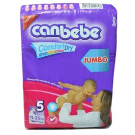 Canbebe Jumbo Junior Diaper 40 Pcs Size 5 in Pakistan