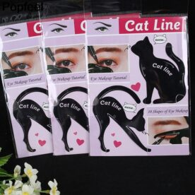 Cat Line Eyeliner Stencils in Pakistan