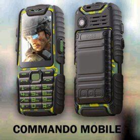 Commando Mobile+Power Bank 10,000 mAh in Pakistan