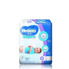 Huggies Dry Diapers Super Jumbo in Pakistan