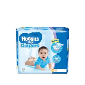 Huggies Dry Diapers in Pakistan