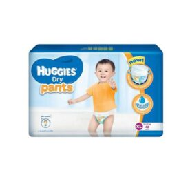 Huggies Dry Pants Super Jumbo XL in Pakistan