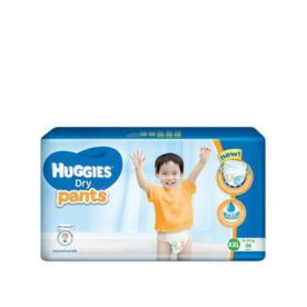 Huggies Dry Pants Super Jumbo in Pakistan
