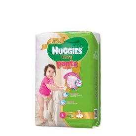 Huggies Ultra Pants For Girls in Pakistan