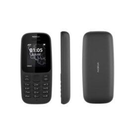 Nokia 105 Mobile 2017 Model Black in Pakistan