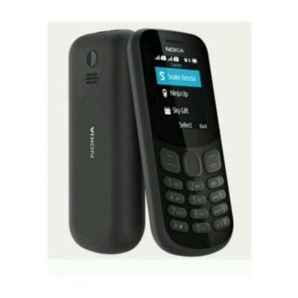 Nokia 130 Phone 2017 Dual Sim Black in Pakistan