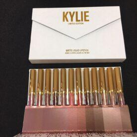 Pack of 12 Kylie Liquid Matte Lipstick in Pakistan