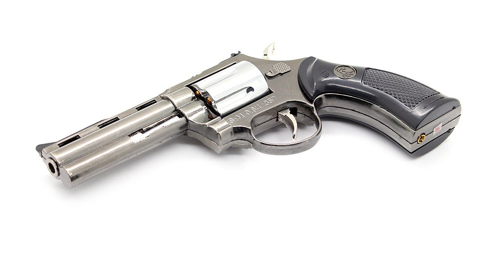Revolver Gun Shaped Lighter Price in Pakistan