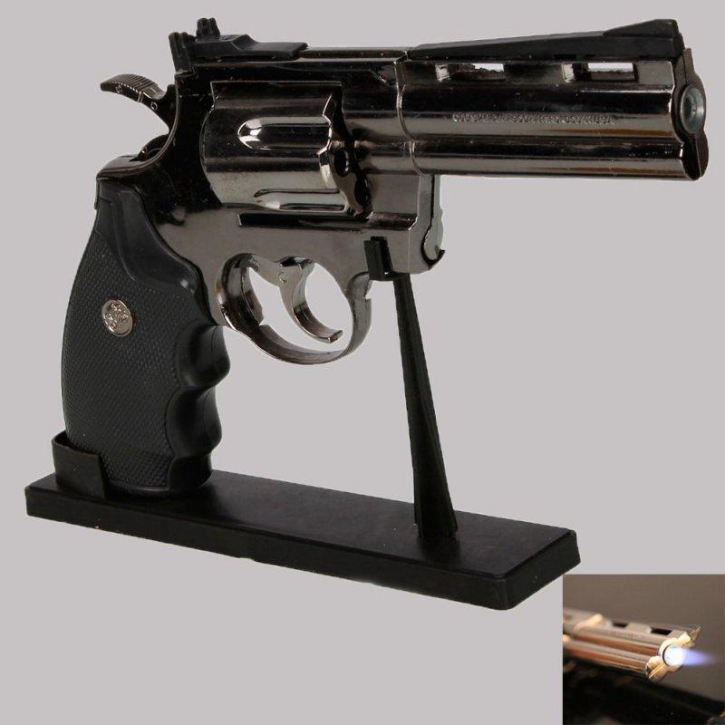 Buy Revolver Gun Shaped Lighter In Pakistan Getnow Pk