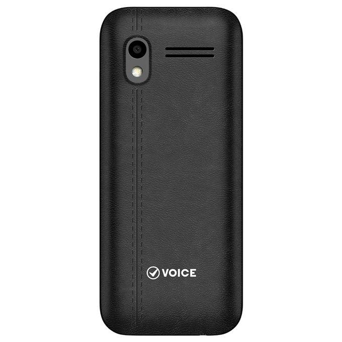 Voice V777 Dual SIM Mobile Black