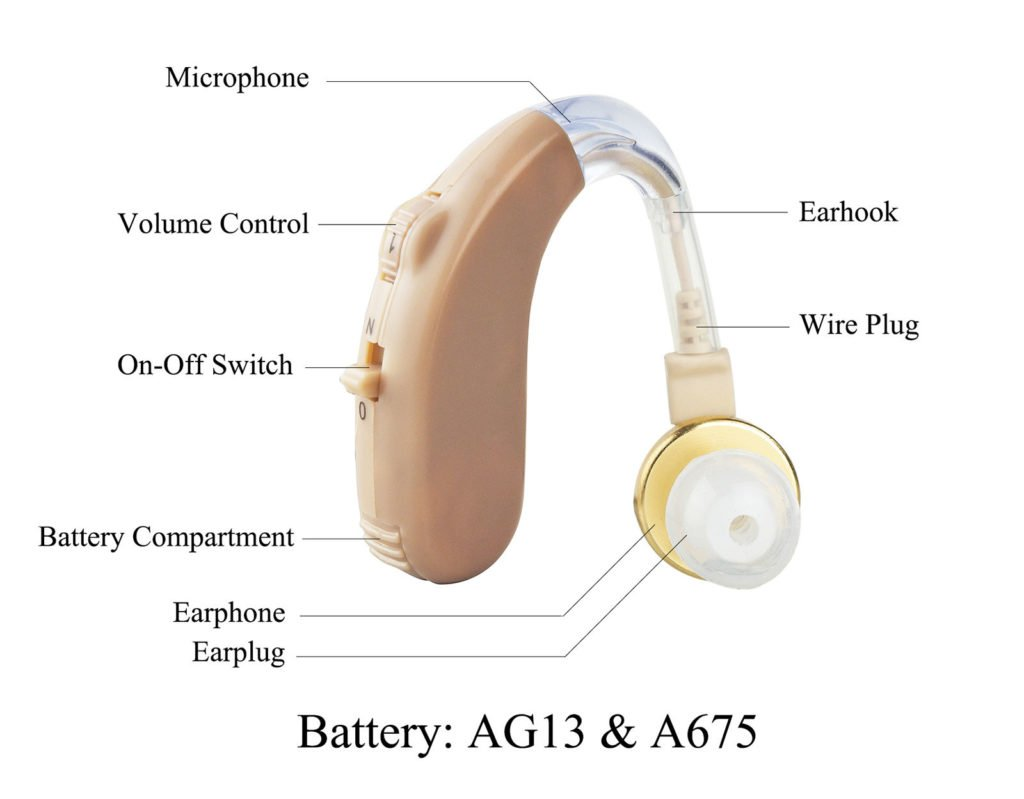 AXON B-13 Clinical Hearing Aid