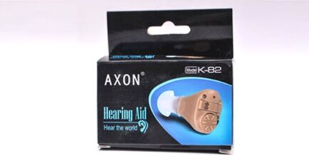 Axon Hearing Aid K-82 in Pakistan