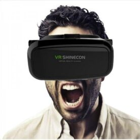 Black Virtual Reality 3D glasses in Pakistan