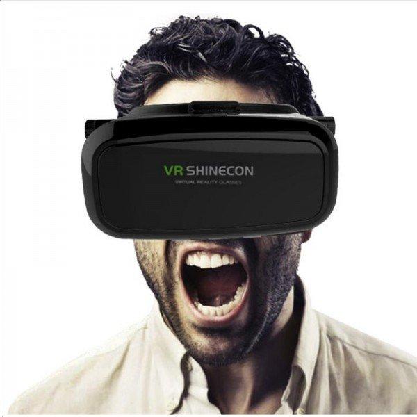 Black Virtual Reality 3D glasses in Pakistan