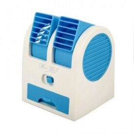 Portable Dual Bladeless USB Air Conditioner in Pakistan