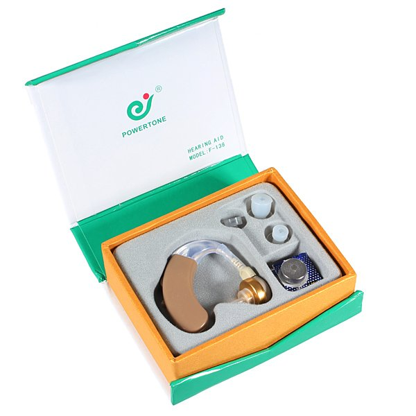 PowerTone F-138 Clinical Hearing Aid in Pakistan