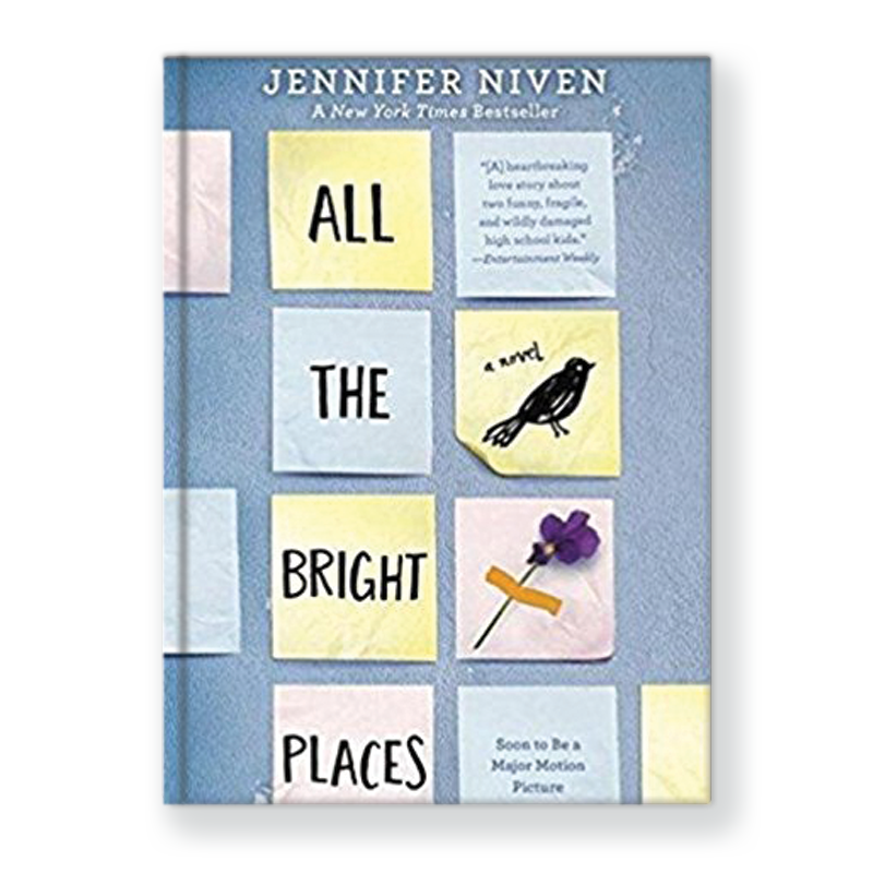 Buy All The Bright Places Book In Pakistan At Best Prices Getnow Pk