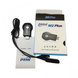 Any Cast Hdmi Wifi Dongle M2 Plus 1080P in Pakistan