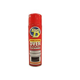 Big D Tough Action Oven & Grill Cleaner 300 ml