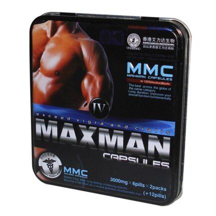 Maxman Capsules IV