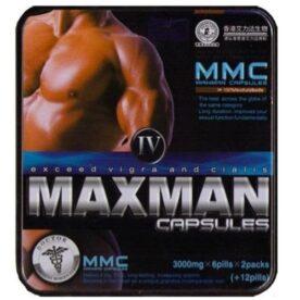 Maxman Capsules IV in Pakistan