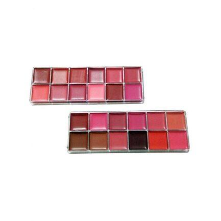 24 Colors Lip Palette