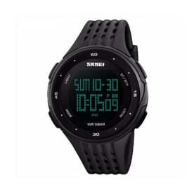 SKMEI LED Display 50m Waterproof Sports Watch in Pakistan