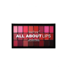 Technic All About Lips Lip Gloss Palette in Pakistan
