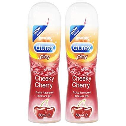 Durex Play Lubricant 50ml Cheeky Cherry