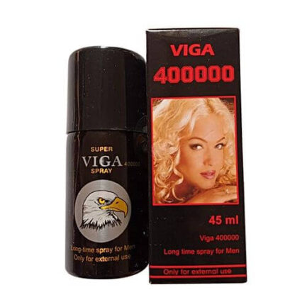 Super Viga 400000 Men Long Time Delay Spray Advance Formula