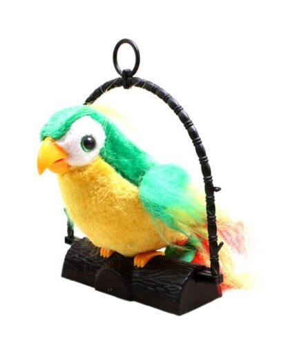 Talk Back Talking Toy Parrot