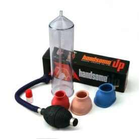 HomeShopper Handsome Up Pump In Pakistan - Handsome Up Penis Enlargement Pump