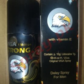 Viga 1 Million Strong with Vitamin E Timing Spray For Men in pakistan